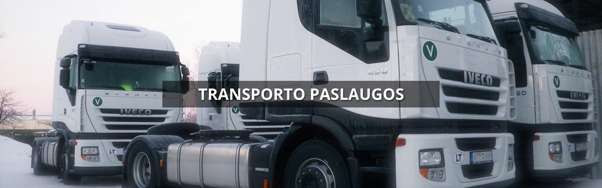 Naideka transporto paslaugos